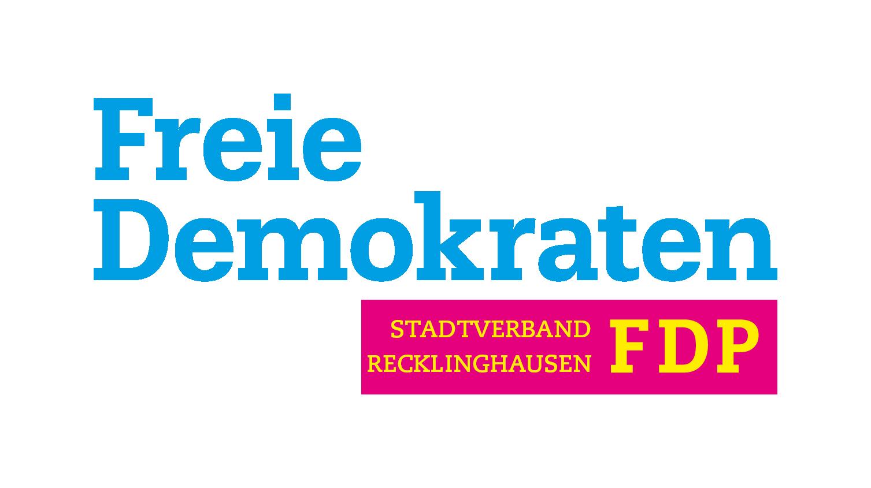 FDP Recklinghausen Logo